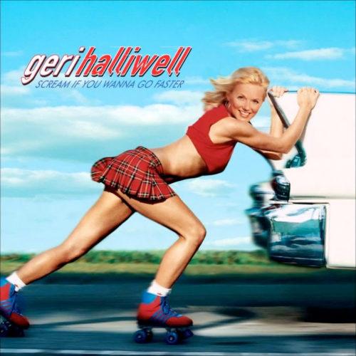Geri Halliwell Scream If You Wanna Go Faster videoclip