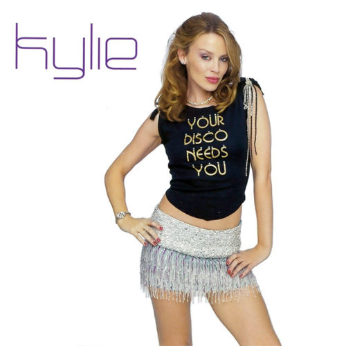 Kylie Minogue Your Disco Needs You