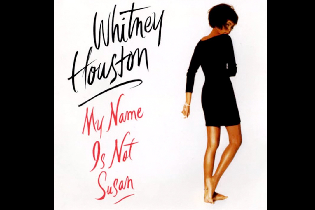 Luca Tommassiini My Name Is Not Susan Whitney Houston