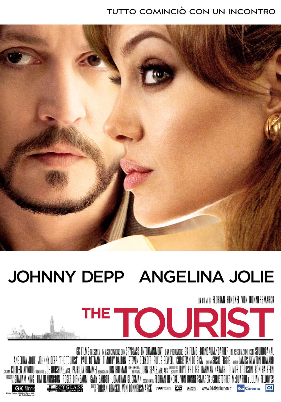 The Tourist locandina