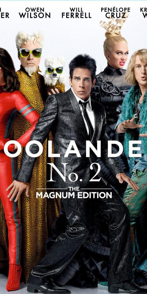 Zoolander 2 locandina coreografie di luca tommassini