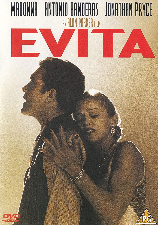 Evita 1996 Madonna Banderas Luca Tommassini Ballerino e Attore