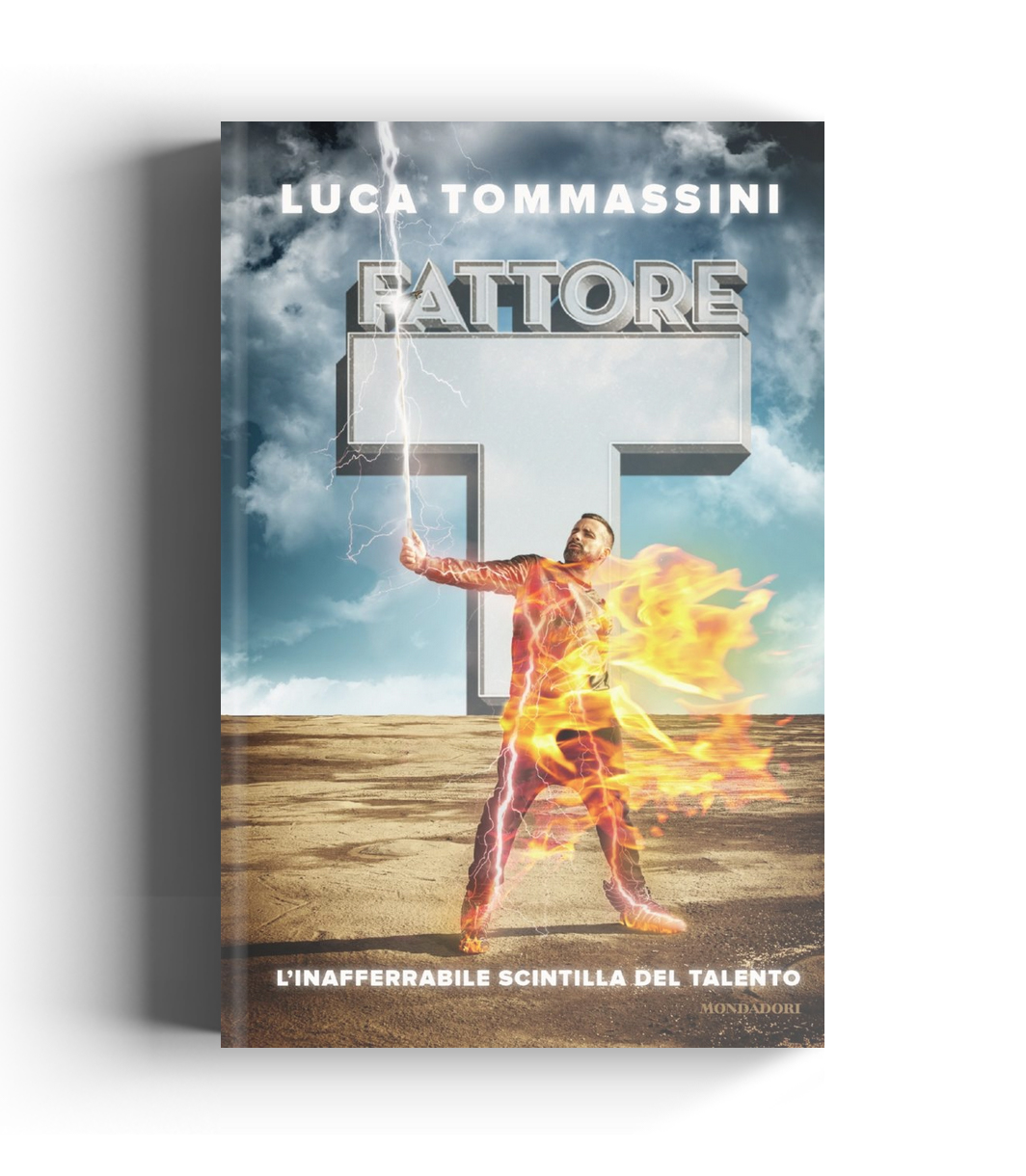 libro Fattore T Luca Tommassini