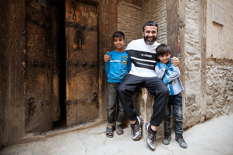 Luca Tommassini sostiene Fondazione Pangea Onlus 1